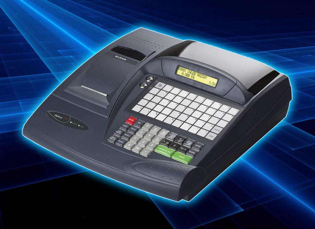 Elzab Delta Max E - kasa systemowa